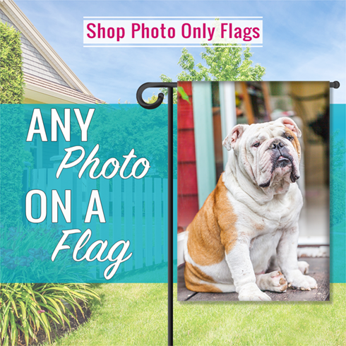 Put Your Photo on a Flag