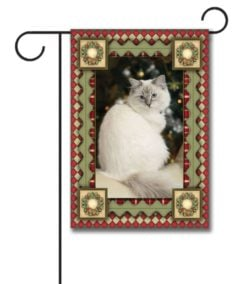 Christmas Magic - Photo Garden Flag - 12.5'' x 18''