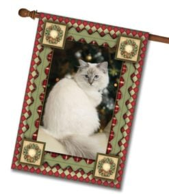 "Christmas Magic - Photo House Flag 28""x40"""