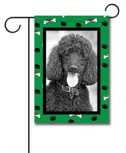 Dog Bones- Photo Garden Flag - 12.5'' x 18''