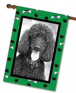 """Dog Bones - Photo House Flag 28""""x40"""""""