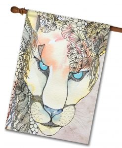 Florida Panther- House Flag - 28'' x 40''