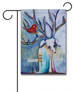 Frederick Was Too Sad - Garden Flag - 12.5'' x 18''
