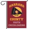 Garrard County Youth Cheerleading House Flag