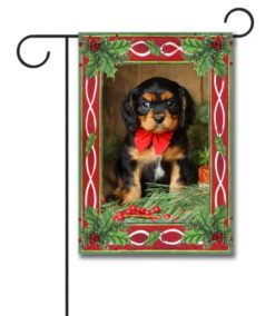 Holly - Photo Garden Flag - 12.5'' x 18''