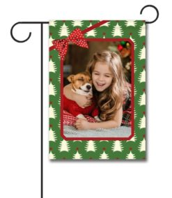 O Christmas Tree - Photo Garden Flag - 12.5'' x 18''