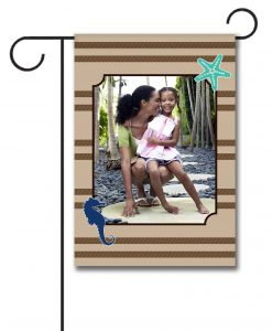 Sea Life  - Photo Garden Flag - 12.5'' x 18''