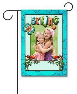 Spring  - Photo Garden Flag - 12.5'' x 18''