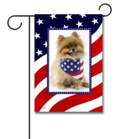 Waving Flag- Photo Garden Flag - 12.5'' x 18''