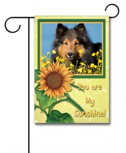 You Are My Sunshine - Photo Garden Flag - 12.5'' x 18''