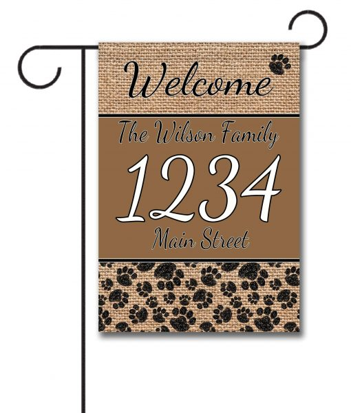 burlap-welcome-dog-personalized-address-garden-flag