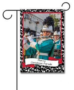 Music Notes  - Photo Garden Flag - 12.5'' x 18''