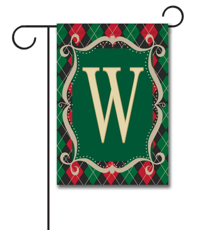 Outdoor Christmas Flags
