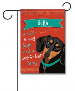 personalized_dachshund_garden-flag