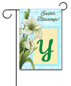 easter-blessings-monogram-garden-flag