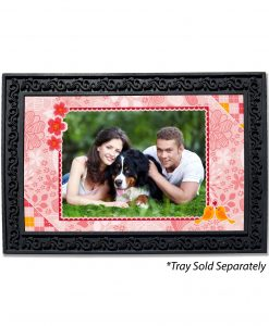 Love Birds Photo Doormat