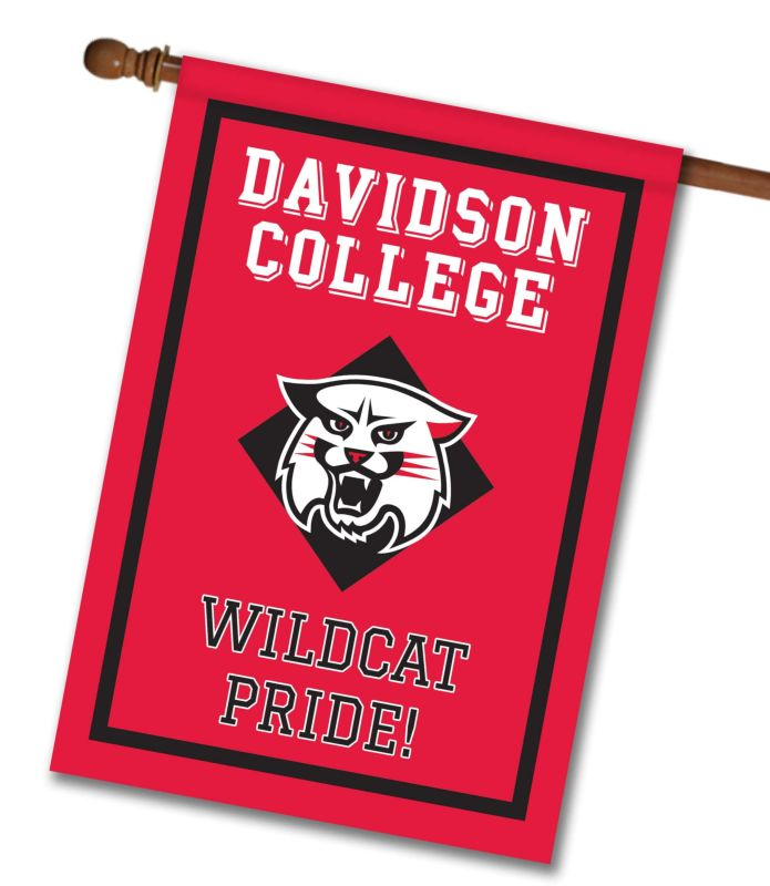 Davidson College Wildcat Pride Officially Licensed House