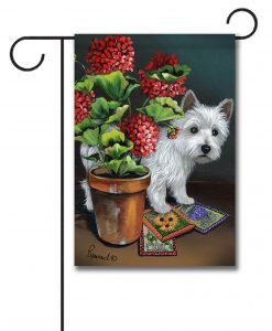 West Highland Terrier Seedlings – GARDEN