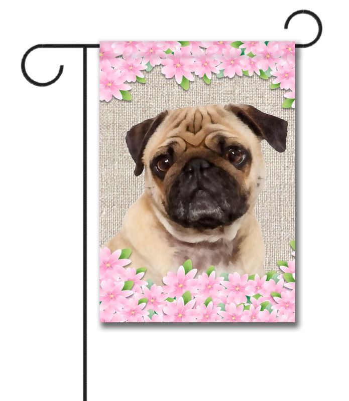 Etonnant Pug Flags