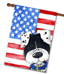 American Dog House Flag