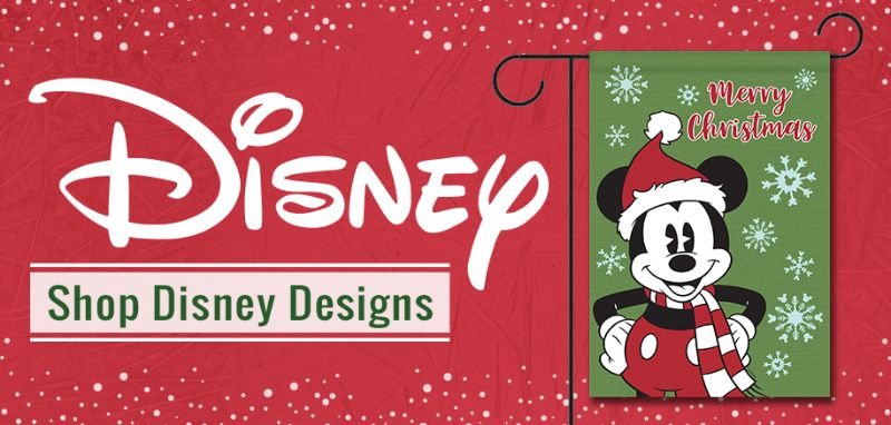 Disney Designs Flags Doormats Home Page Image