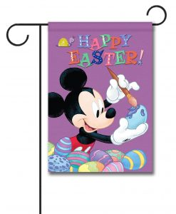 Mickey Happy Easter - Garden Flag - 12.5'' x 18''
