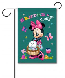Minnie Easter Delight - Garden Flag - 12.5'' x 18''