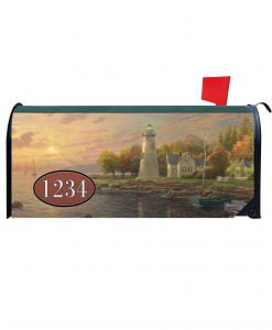 Serenity Cove Magnetic Mailbox Cover
