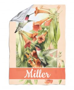 Personalized Sweet Summer - Blanket - 40'' x 57''
