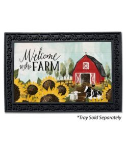 Welcome to the Farm Doormat