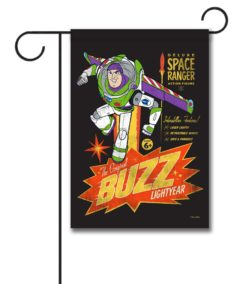 Original Buzz Lightyear - Garden Flag - 12.5'' x 18''