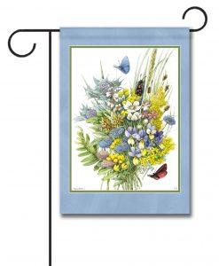 Butterfly Bouquet - Garden Flag - 12.5'' x 18''