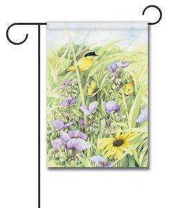 Summer Abundance - Garden Flag - 12.5'' x 18''