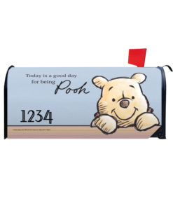 Good Day Winnie The Pooh Mailbox Cover