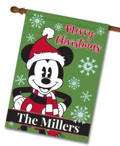 Personalized-Mickey-Mouse-Disney-Christmas-House-Flag